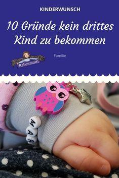 #Kinderwunsch: 10 Gründe warum wir kein drittes Kind mehr bekommen #Baby #Familie