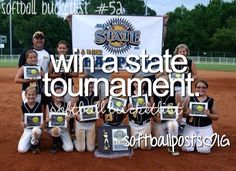 Did this! Then won regionals to bad when I did it I was too young for the world series! #10udays #statechamps