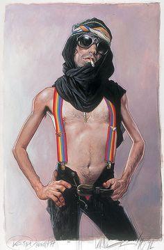 Keith Richards (Sebastian Kruger)