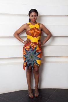 Stylista GH Wild Collection~African fashion, Ankara, kitenge, African women dresses, African prints, African men's fashion, Nigerian style, Ghanaian fashion ~DKK