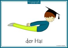 Kinderyoga Flashcards Hai