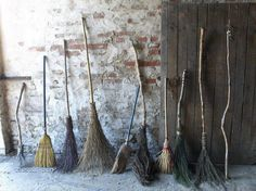 I want a besom collection...