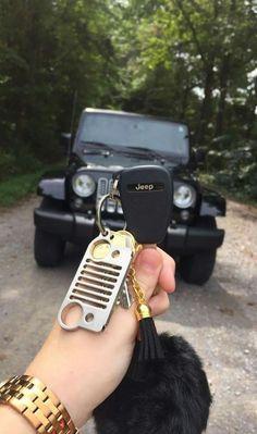 Jeep jeeeppp keychain