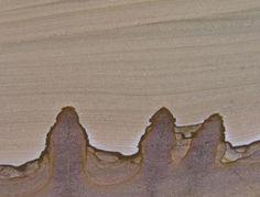 На странице пейзаж мрамор