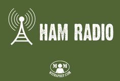 HAM, ham radio, ham radio operator, ARRL, CB Radio, alternative communications, grid down communications, morse code, Check my other boards for more emergency preparedness and homesteading information. /// Get the Mom with a PREP newsletter here >> http://eepurl.com/Qjzmv <<