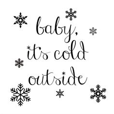 Baby, It's Cold Outside {Thrifty Makeover w/Chalk Paint}