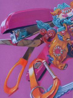 Thanya G. - Score 5 Student Portfolios 2013-14 - AP Studio Art - Lake Norman High School - Mrs. Fox