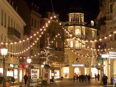 Weihnachten in Baden-Baden