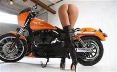 Girls On Harley-Davidson Motorcycles - Bing images