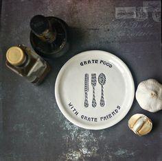 Kitchen Grater for Food Prep   Garlic Grater by TheBabyHandprintCo