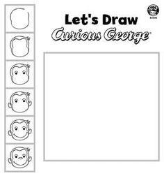 Curious George . Printables   PBS KIDS