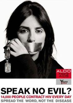 AIDS. #respectaids #zerodiscrimination