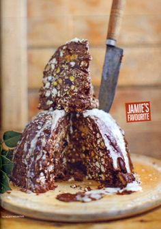 Jamie Oliver's Rocky Mountain (Chocolate, popcorn, nuts, etc.)