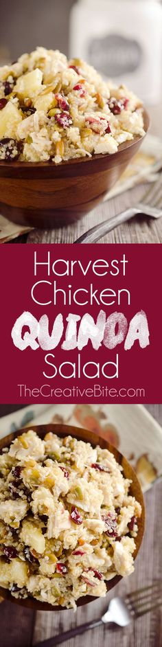 Harvest Chicken Quin