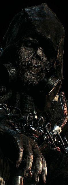 Arkham Knight Scarecrow