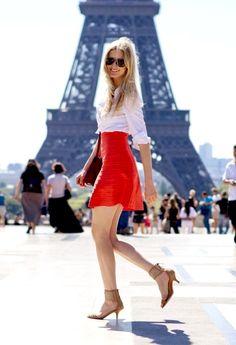 Parisian chic