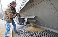 Farmers scramble to find transportation for bumper crop