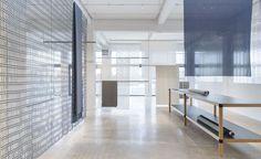 Ronan & Erwan Bouroullec design new Kvadrat showroom | Wallpaper*