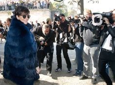 Kendall Jenner Rocks Fierce Styles and Closes Elie Saab Runway Show at Paris Fashion Week—See the Photos!   E! Online