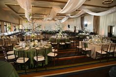 Regina & Andrew on Borrowed & Blue.  Photo Credit: Ciprian Photography Art in Bloom Floral Lake Tahoe