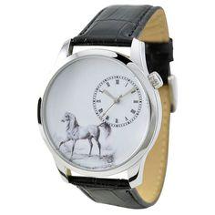 Elegant Animal Watch Horse by SandMwatch on Etsy, $42.90