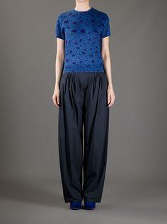 Wide-Leg Pants for Women Feminine Style, Kenzo, Wide Leg Pants, Trouser, Harem Pants, Pants For Women, Casual, Shopping, Fashion