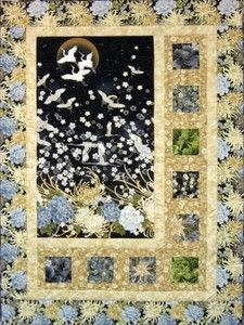 Quilting Patterns Using Panels : Quilt panels on Pinterest Panel Quilts, Quilt Kits and Quilt Patterns