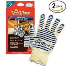 I have to get this. I don't know why I struggle with bulky oven mitts.