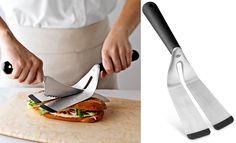 Prepara tu sándwich #singluten para dos con esta original espátula. ¡Nos encanta!