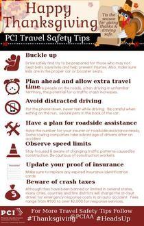 Thanksgiving Travel Safety 2016