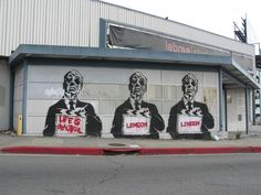Mr. Brainwash, London Hitchcock, Los Angeles - unurth | street art