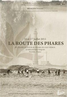 La Route des Phares (Brittany, France)
