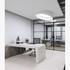 Lampe semi-encastrée LED réglable SUPERDOME RECESSED by Delta Light