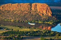 Take in the Spectacular View of the Ord Valley. Kununurra, the gateway to the East Kimberley, is an ideal base to venture out and experience untamed and adventure playground of natural attractions. The vast, stunning landscape around Kununurra is truly awe inspiring, and is the perfect backdrop for an outback adventure.