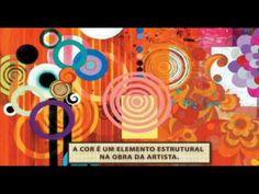Arte: Beatriz Milhazes - Espaço Unisanta - YouTube