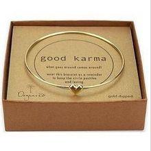 Coração doce de pêssego desejando pulseiras pulseiras de ouro para as mulheres jóias antigas frete grátis(China (Mainland))