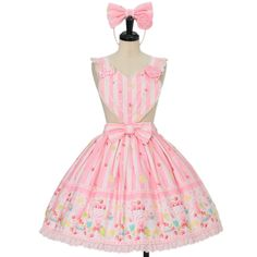 Worldwide shipping available ♪ Fruit Parlor Skirt + Headband Set Angelic Pretty https://www.wunderwelt.jp/en/products/w-19624 IOS application ☆ Alice Holic ☆ release Japanese: https://aliceholic.com/ English: http://en.aliceholic.com/