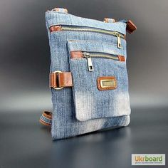 10 Cheap And Easy Ideas: Hand Bags Designer Ted Baker hand bags and purses black.Hand Bags And Purses Black. Leather Purses, Leather Wallet, Leather Bag, Mochila Jeans, Denim Purse, Denim Ideas, Denim Crafts, Recycle Jeans, Recycled Denim