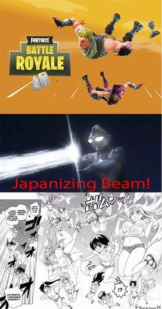 Japanese Fortnite