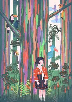 jungle | Niice