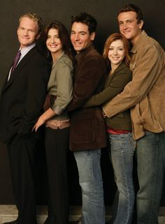 How I Met Your Mother - Season 1 Promo Shot