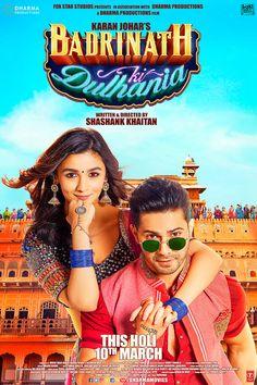 Badrinath Ki Dulhania Hindi (2017) pDVDScr 480p 350MB http://bdmusic32.com/badrinath-ki-dulhania-hindi-2017-pdvdscr-480p-350mb/