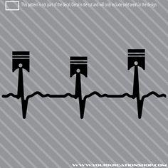 Piston heartbeat