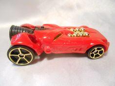 HOT WHEELS 2009 MATTEL McD s Red Diecast Car 1 64 McDonald s Happy Meal Car   HotWheels 20d1f0c85c90