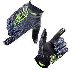 [Fahrradhandschuhe] Xiyalri Fahrrad Voll Finger warmen Radsporthandschuhe Motorrad Mountainbike Handschuhe f�r Herren und Damen - Gr��e L