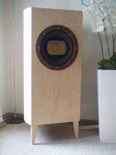 Lautsprechergehäuse - Holz und Musik - die etwas andere Tischlerei