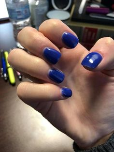 Esme is a great a blue-purple color Is Esme blue? Is she purple? Create the perfect manicure and save money on your own time with Revel Nail Dip Powder! Revel Nail Dip Powder, Powder Nails, White Nail Polish, Nail Polish Colors, American Nails, Dipped Nails, Halloween Nail Art, Artificial Nails, Nail Decorations