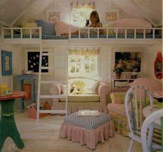 ...Little girl's dream room!!