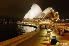 Cities to See in Your lifetime Sydney, Australia - From its iconic Opera House to its famous beaches, Sydney knows how to perfectly combine the natural and the urban and leaves no doubt about its place among the greatest cities on Earth. (Photo by Naxos) Vacation Destinations, Dream Vacations, Famous Beaches, Belle Villa, Hoi An, Bagan, Modern City, Siem Reap, Varanasi