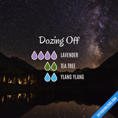 Dozing Off - Essential Oil Diffuser Blend